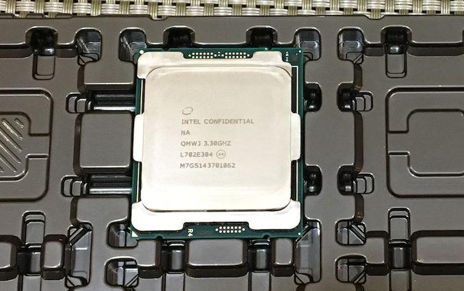 Nuevo Procesador Intel «Cascade Lake-X» de 18 núcleos