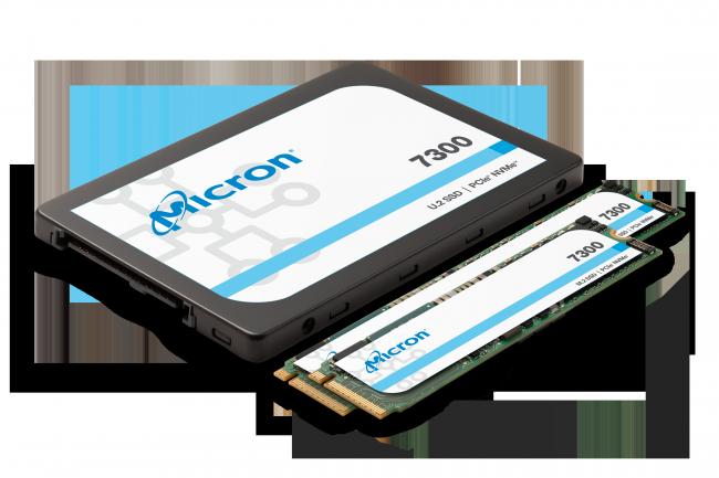 Micron anuncia dos nuevas series de SSD empresariales