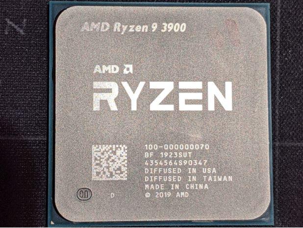 AMD anuncia Ryzen 9 3900 y Ryzen 5 3500X