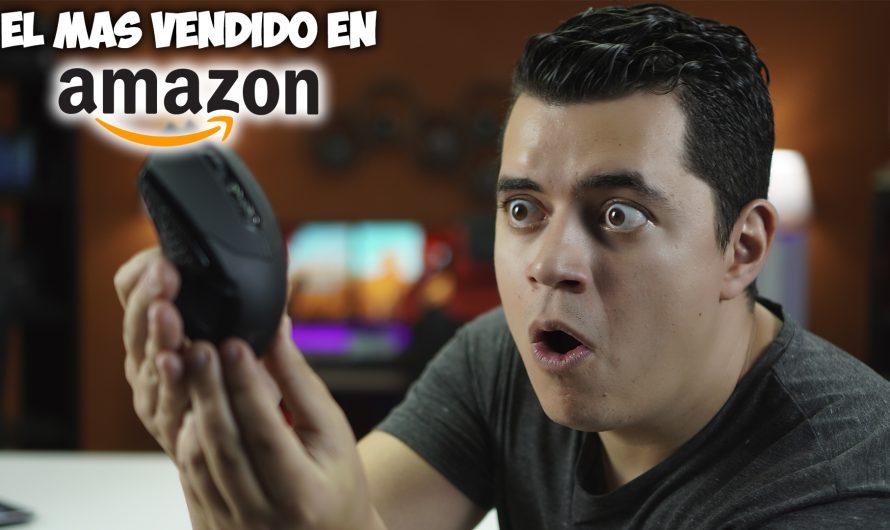 El Mouse Gamer más VENDIDO De Amazon
