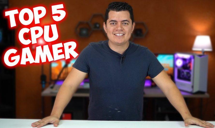 Top 5 Procesadores para PC Gamers 2019 ¿Cuales son los mejores?
