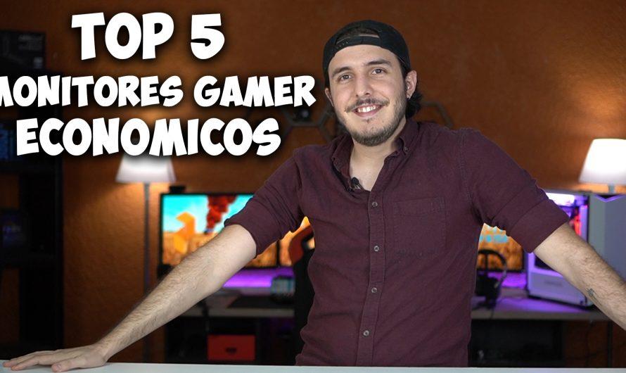 Top 5: ¡Los mejores Monitores Gamer Económicos!