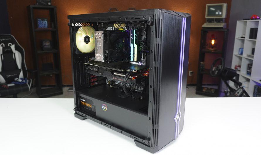 Ensamblando PC Gamer en Gabinete Saber de Bitfenix