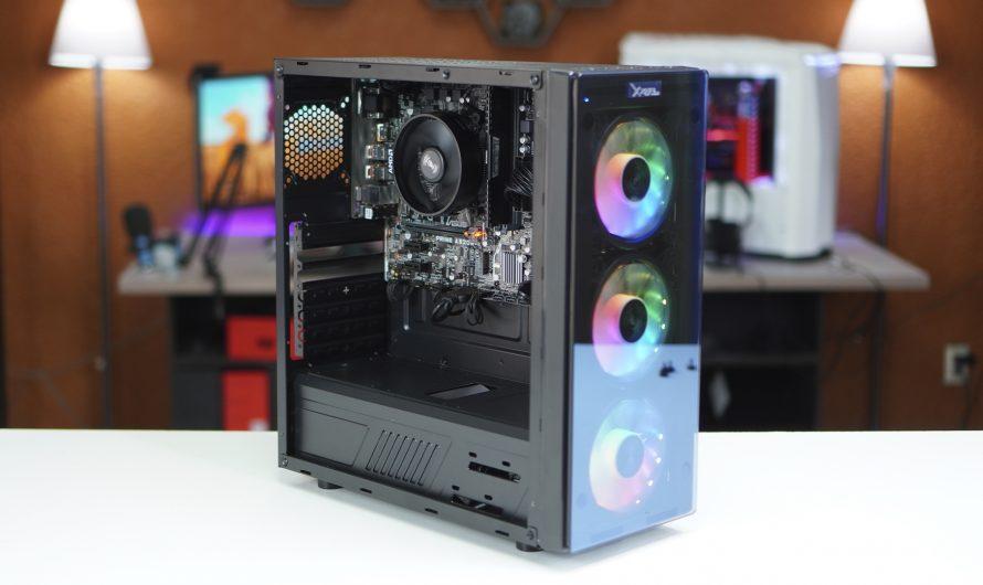 Armando PC Gamer MEGA Económica con Xzeal xz110