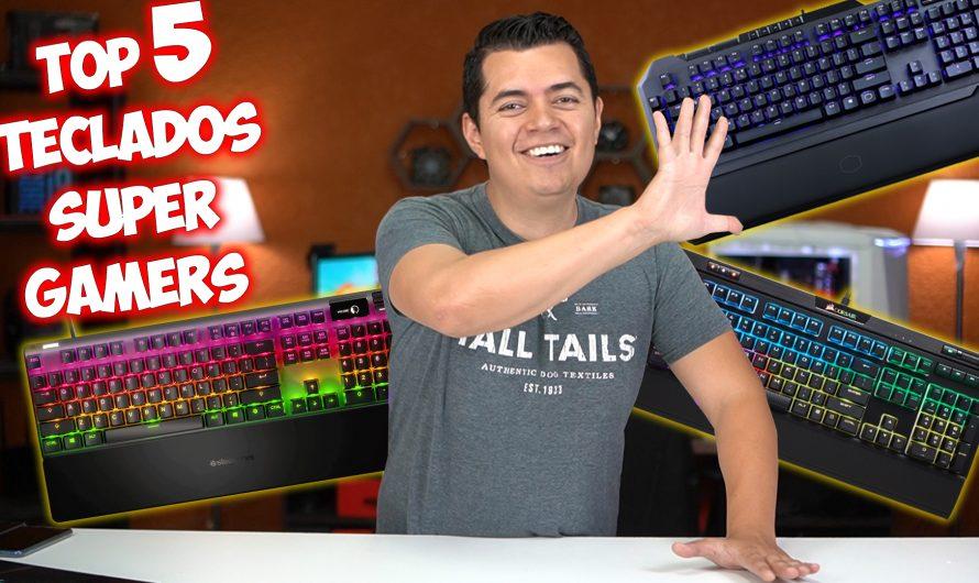 Top 5 Los mejores Teclados Gamer del Mercado