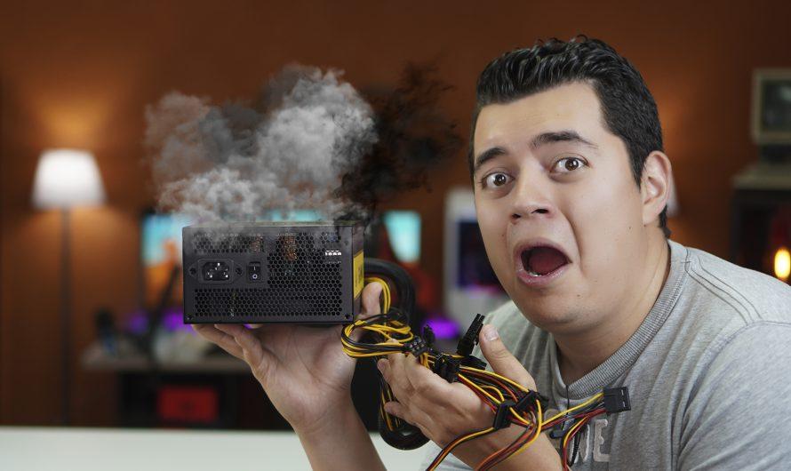 Tu Fuente de Poder pone en RIESGO tu PC