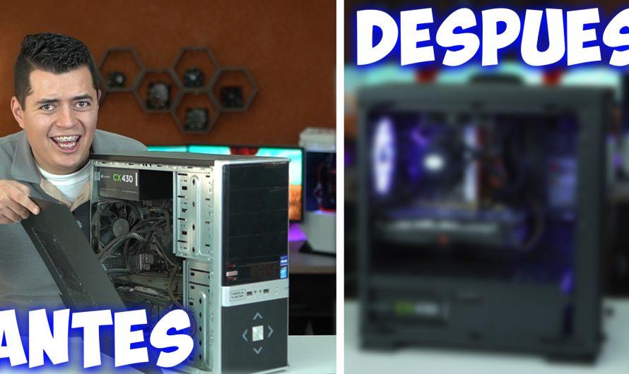 Remodelación EXTREMA de PC GAMER